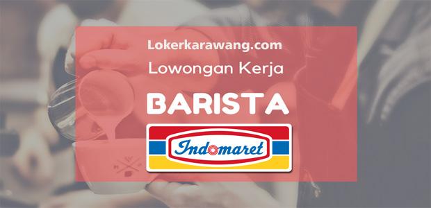 BARISTA PT. Indomarco Pristama