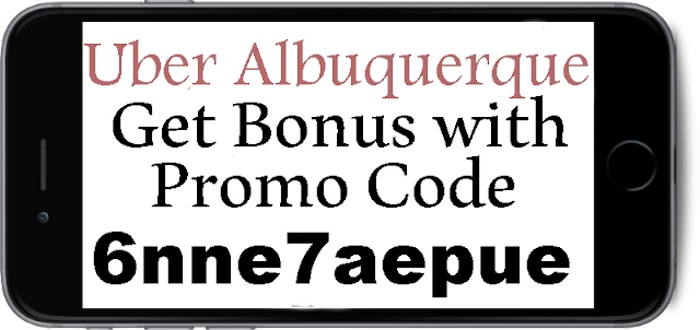 Uber Albuquerque Referral Codes 2016-2017, Uber Albuquerque Promotion, Albuquerque Uber FREE Ride