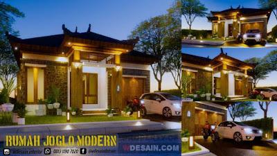 Desain Rumah Joglo Jawa Timur Dengan Konsep Minimalis Desain Rumah Minimalis