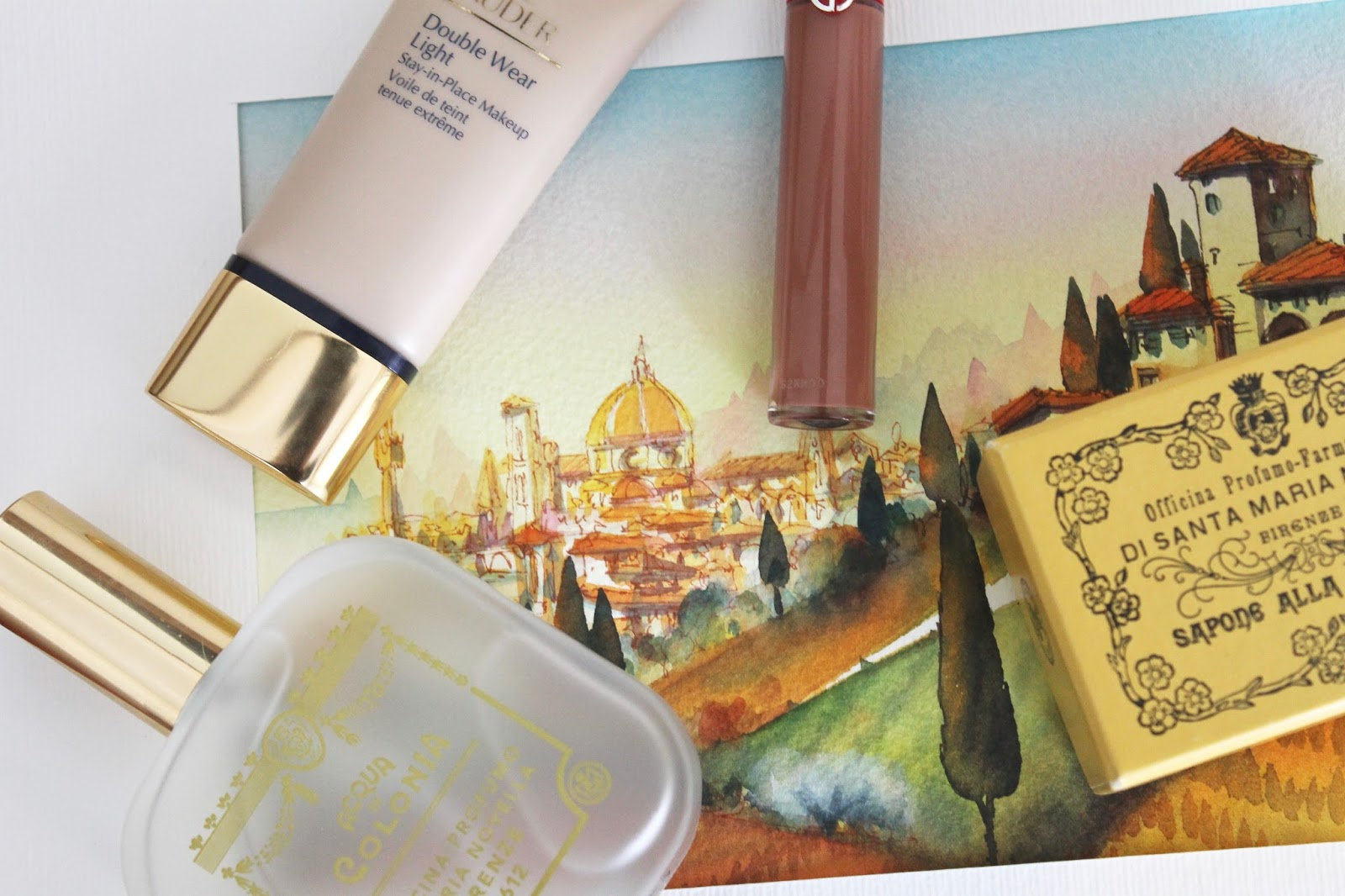 MY FAVORITE TRAVEL DESTINATIONS AND THEIR BEAUTY PRODUCT COUNTERPARTS