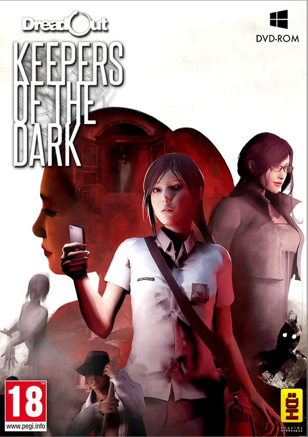 DreadOut Keepers of the Dark Download Cover Free Game