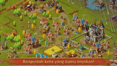 townsmen Premium Mod 3