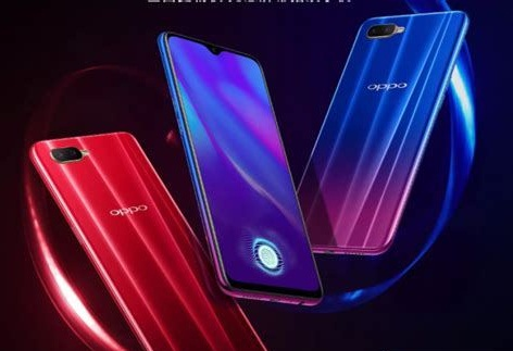 OPPO K1 with in-display fingerprint sensor set to launch on February 6