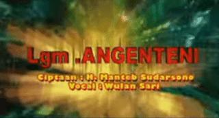 Lirik Lagu Angenteni