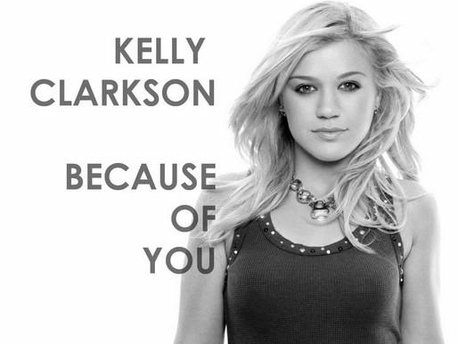 Lirik Lagu Because of You Kelly Clarkson Asli dan Lengkap Free Lyrics Song