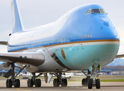 La interessant enginyeria que hi ha al darrere de l'Air Force One