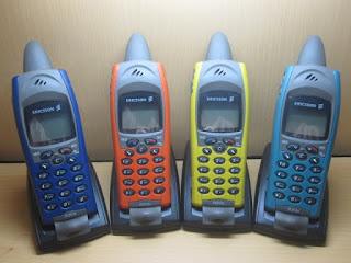 Ericsson R310 / Hiu