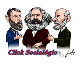 clássicos da sociologia logotipo