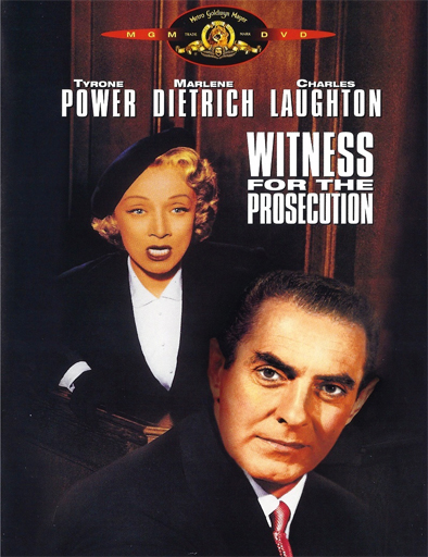Ver Testigo de cargo (Witness for the Prosecution) (1957) Online