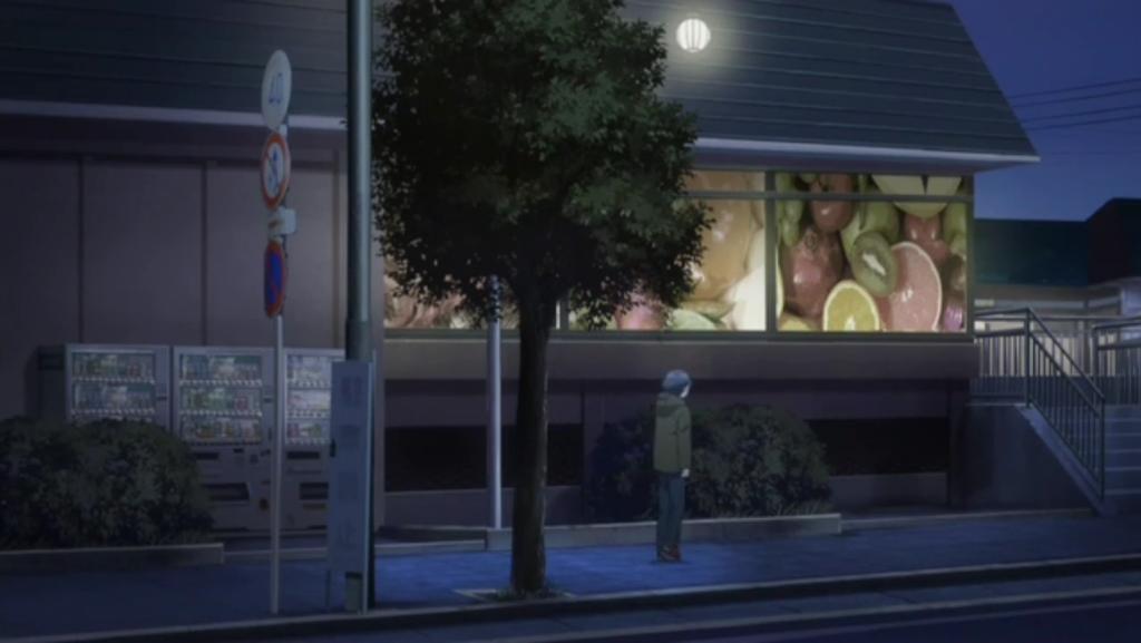 Just Because - locais reais do episódio 3