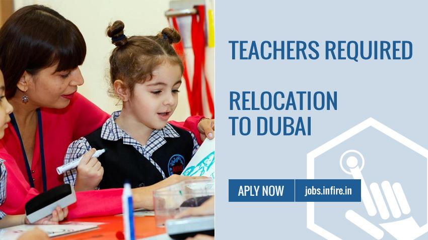 Teachers Job Vacancy in Dubai for Diploma Holders