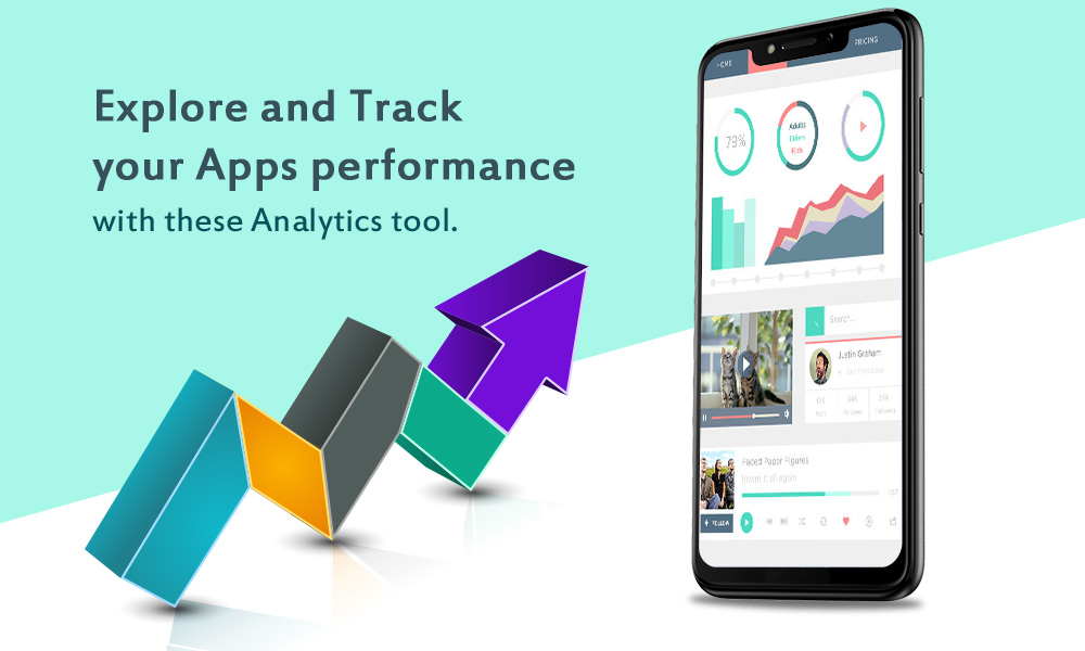 Best app analytics tool to provide real-time insight into performance