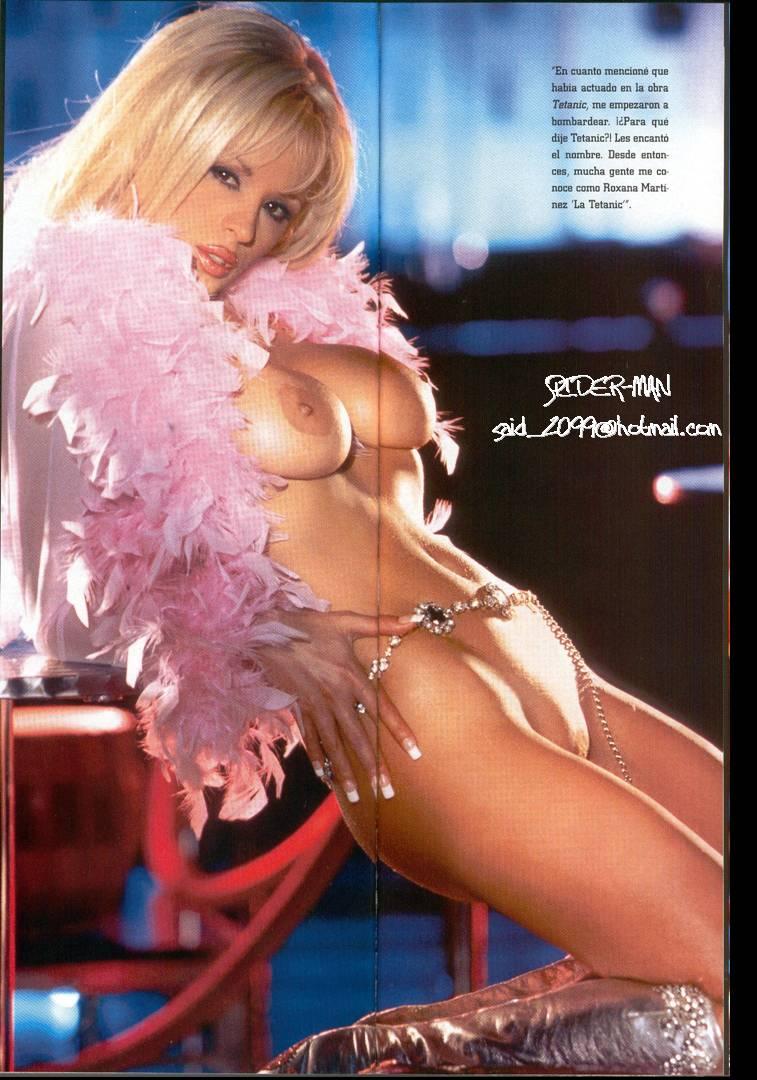 Nackt  Roxana Martinez Vídeos pornôs
