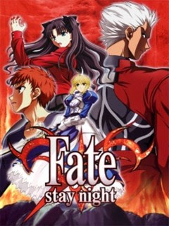 Baixar Fate/Stay Night Completo no MEGA