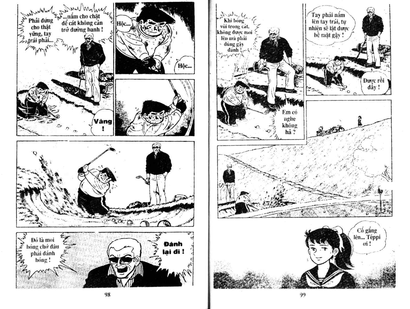 Ashita Tenki ni Naare chapter 14 trang 48
