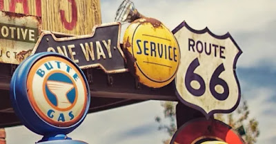 Route 66 Justs Keeps Rocking and Rolling Along