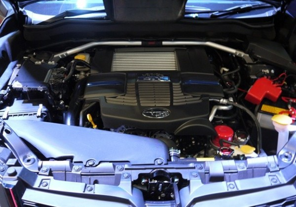 2013 Subaru Forester Sport Engine