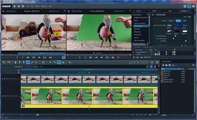 ماجيكس فيديو برو(MAGIX Video Pro) حمل مجانا محرر الفيديو و الافلام كاملا مع الكراك crack لنسخة وينداوز 7 - 8 - 10 -