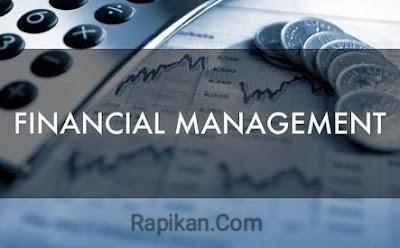 Jenis-Jenis Manajemen keuangan