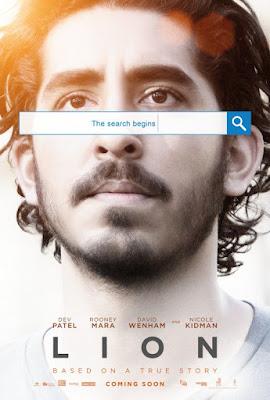 Lion Poster Film
