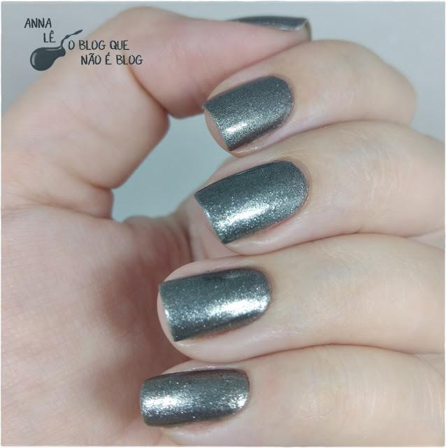 Crystal Zanphy Esmalte Nailpolish Metálico Perolado