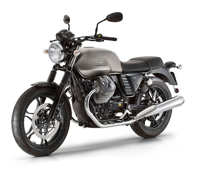 2016 Moto Guzzi Audace side look