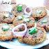 How To Make Plantain Shammi Kebab/ Tikki/Kofta Recipe or Kancha kolar Bora