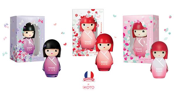 kimmi fragrance koto parfums enfants blog petit lion kawaii