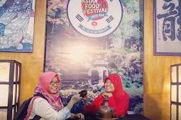 Asian food festival di JEC dan pameran Komputer