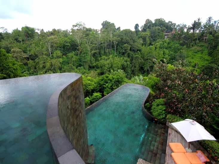 Gianyar Ubud (Bali) - Hanging Gardens Ubud 5*