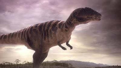 Nama-Nama Dinosaurus Carcharadontosaurus