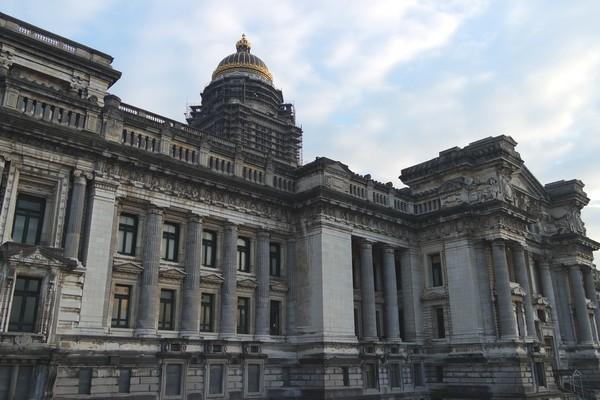 bruxelles palais justice