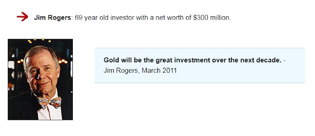 Jim rogers gold ira reviews