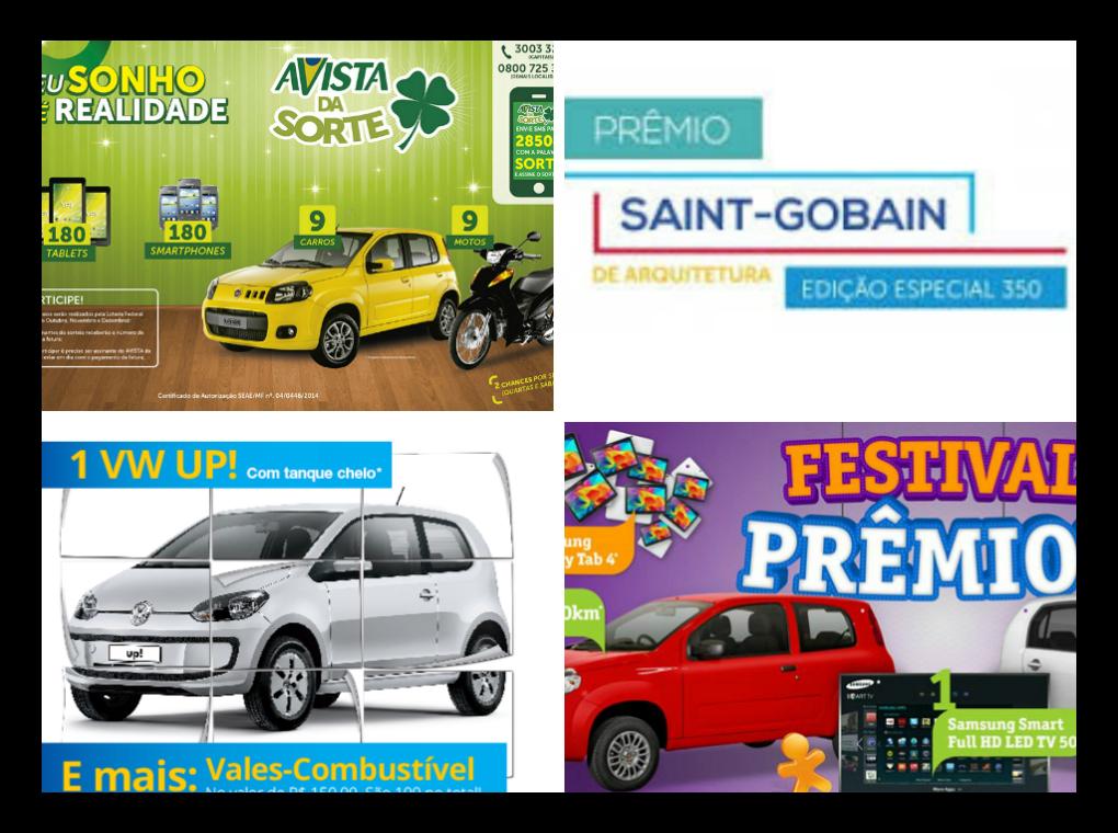 5 Promoções que vão premiar seus ganhadores com um carro!