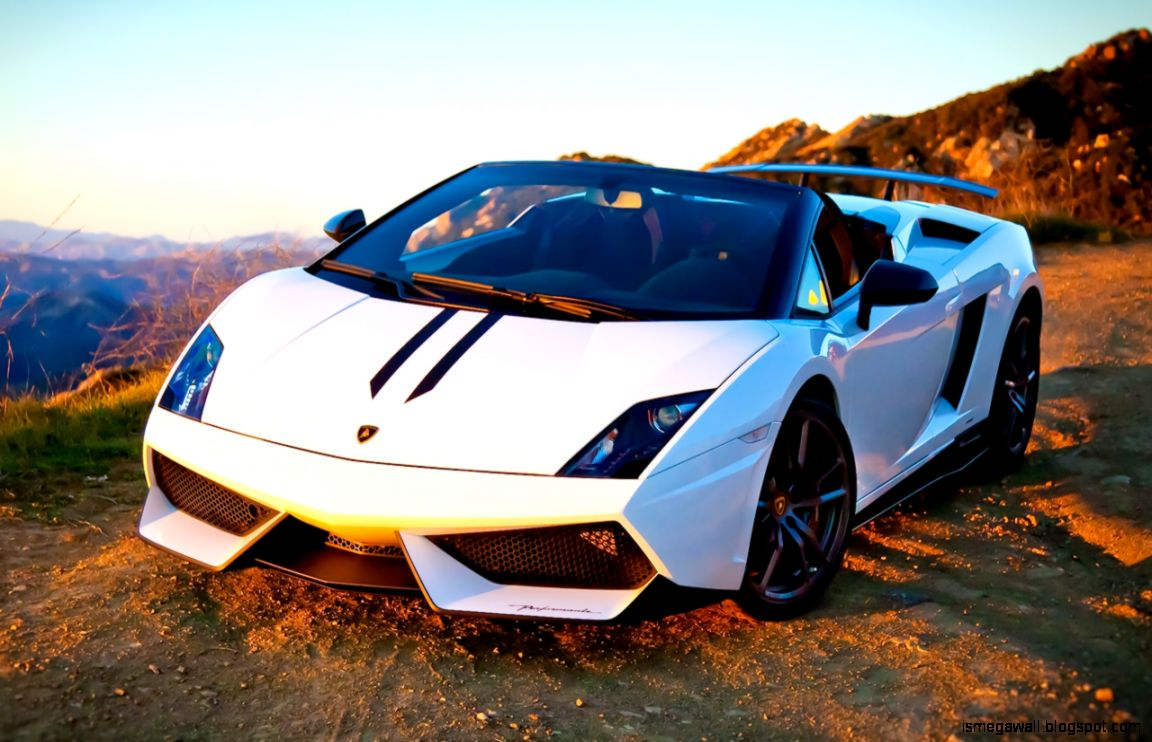 Mobil Lamborghini Gallardo Lp4 Spyder Mega Wallpapers