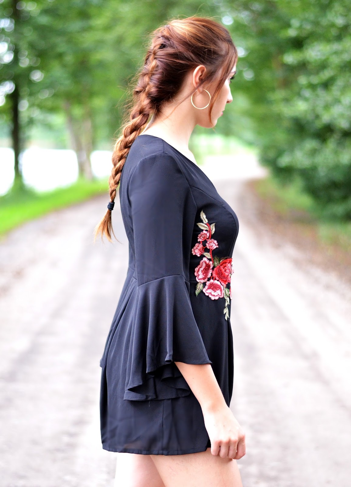 PERFECT JUMPSUIT FROM ZAFUL