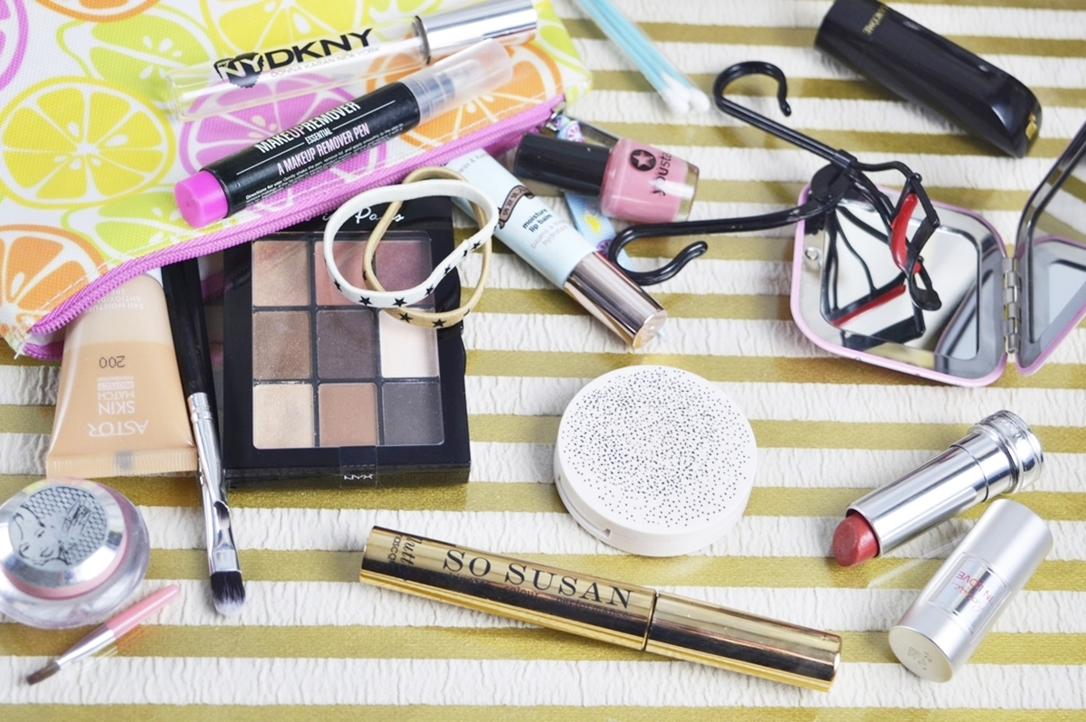 What's in my BeautyBag
