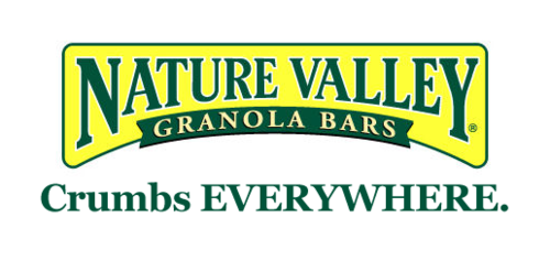 Nature Valley - Crumbs everywhere.