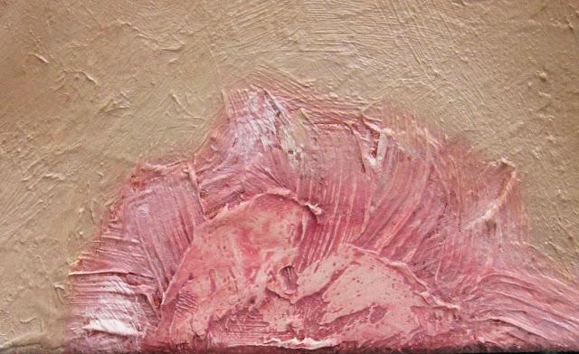 Detalhe pintura de retrato