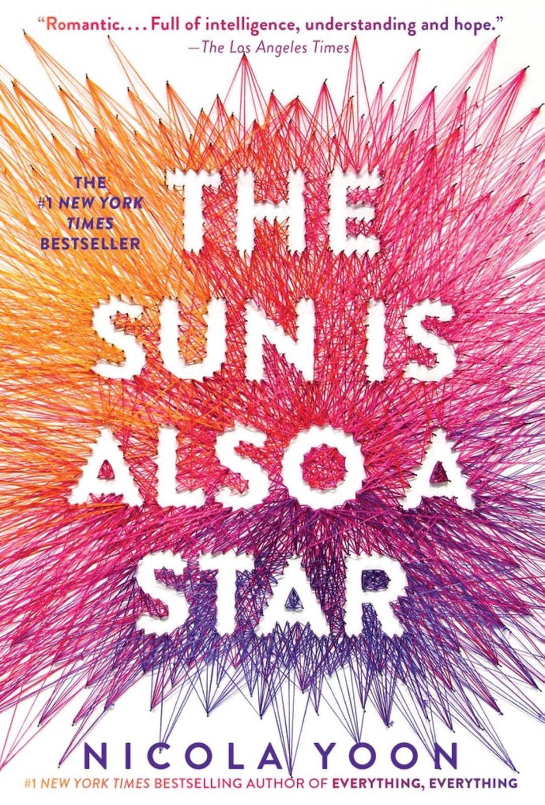 The Sun Is Also A Star – Book Review