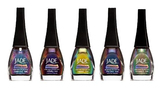 Esmaltes Jade Heritage blog Lu Tudo Sobre Tudo