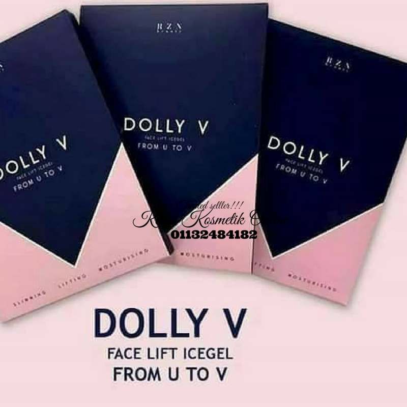 DOLLY V SHAPE MASK