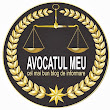 Avocatul Meu: REGULAMENT BLOG si CONTACT