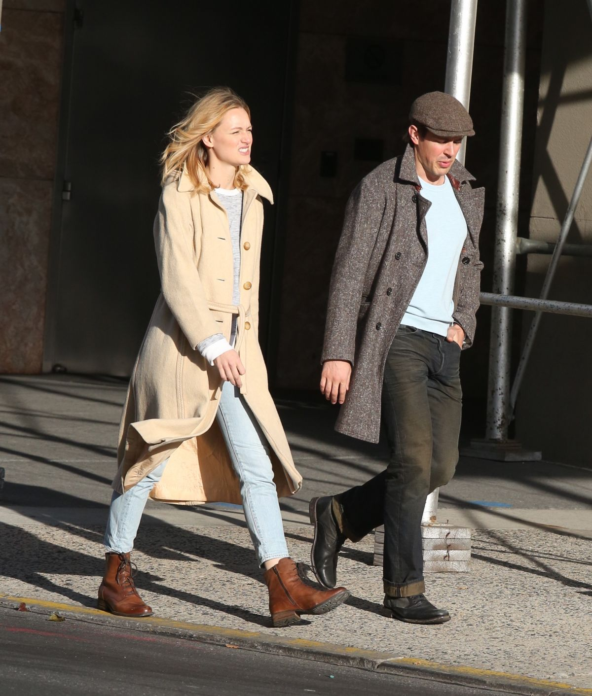 Photos of Kerry Bishe Out and About in New York
