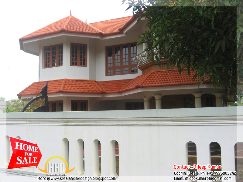 New home for sale at seaport airport road, Cochin | KeRaLa HoMeS