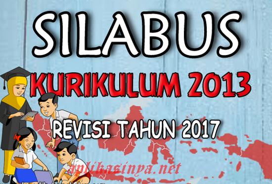 Silabus K13 Edisi 2017 Kelas 2 Semester 2