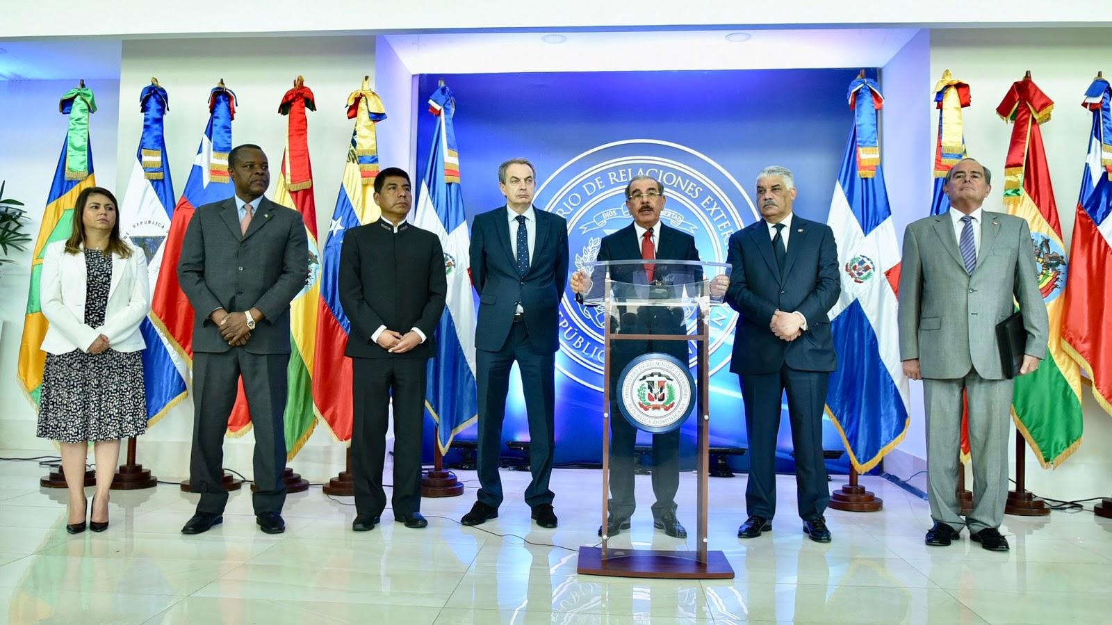 VIDEO: República Dominicana cumplió con su deber: Danilo Medina