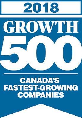 Growth 500 Canada 2018 Toronto