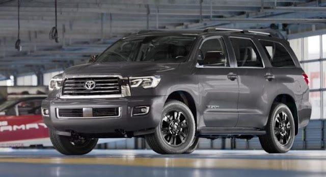 2018 Toyota Sequoia New Priview, Release Date, Price and Specs