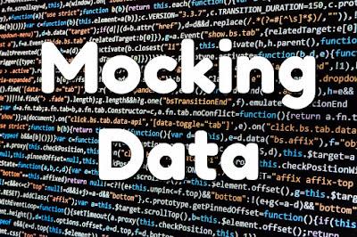 Mocking Data